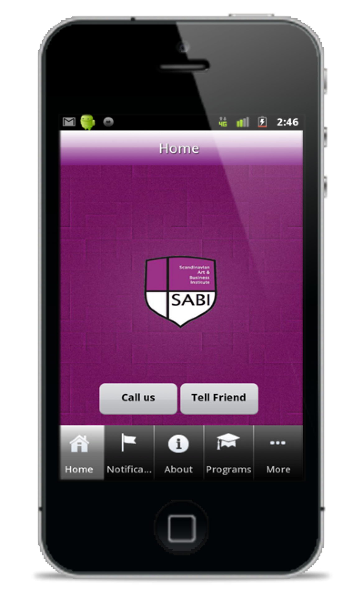 SABI Mobile App