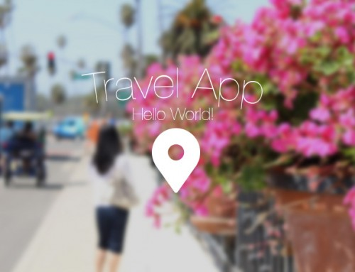Travel App Logo